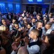 Packed Dance Floor 2 - View on the Hudson